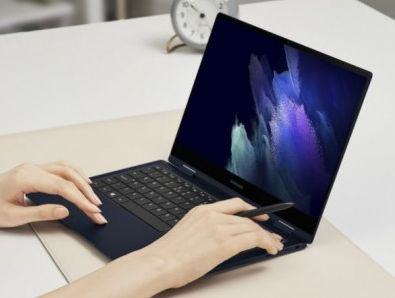 Трансформер Samsung Galaxy Book Flex2 Alpha: QLED, S Pen и Intel 11-го поколения